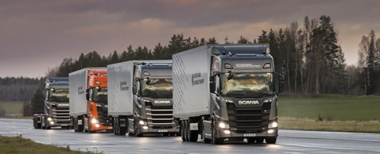 Platooning coming soon...in Europe
