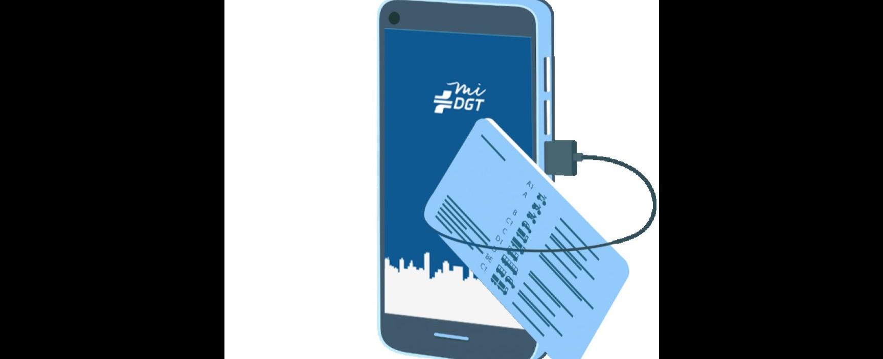 Mi DGT: podremos llevar nuestro carnet en el móvil